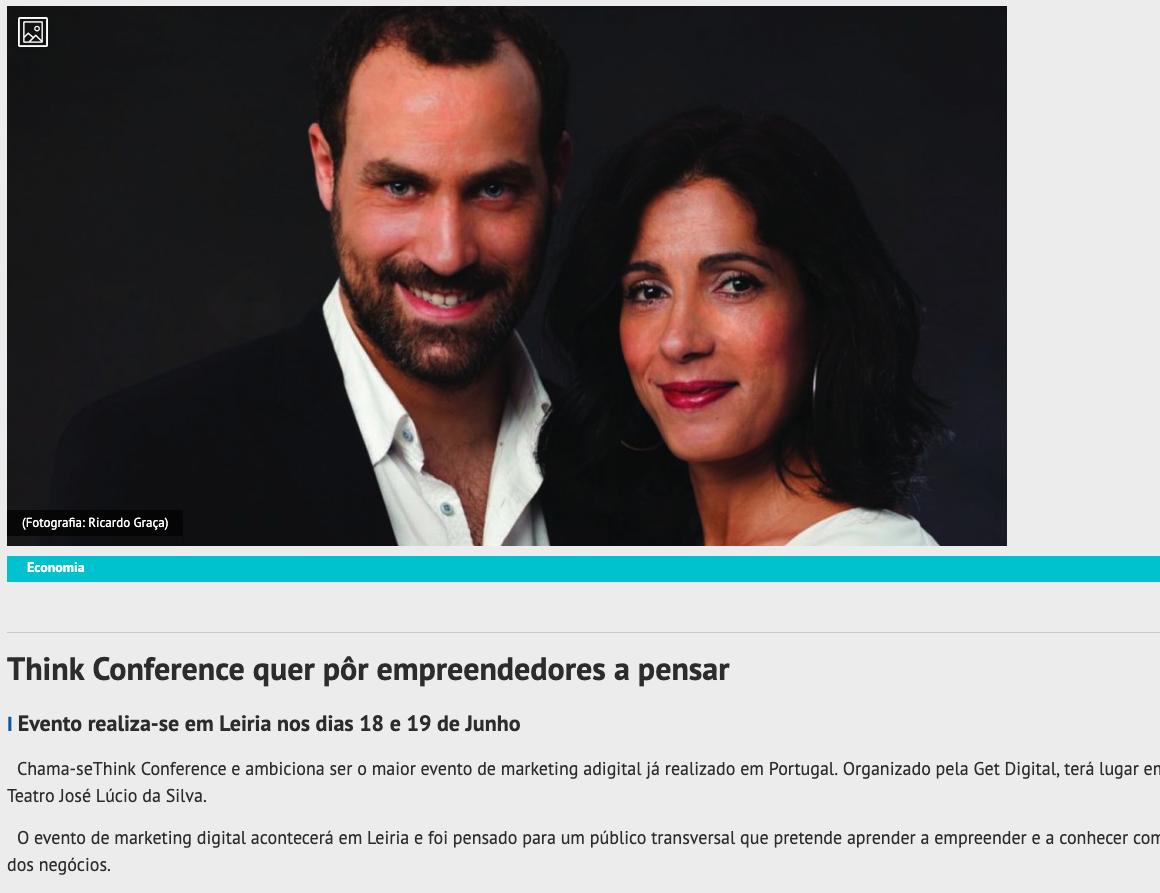 Think Conference - Jornal de Leiria